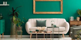 20 Ide Warna Cat Ruang Tamu yang Bagus dan Minimalis