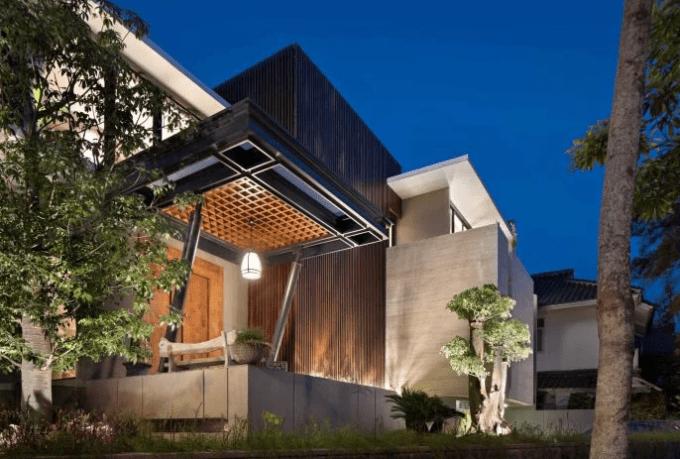 25 Gambar Rumah Mewah 2 Lantai yang Keren dan Bisa Jadi Inspirasi