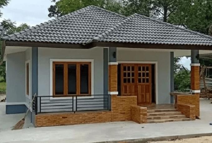 25 Gambar Teras Rumah Sederhana di Kampung yang Bisa Jadi Inspirasi