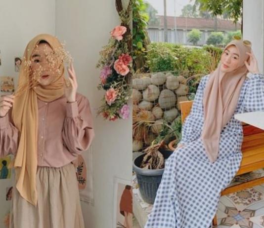 Inspirasi Outfit Lebaran ala Larissa Chou