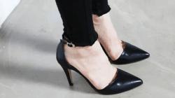 10 Model Heels yang Cocok untuk Kaki Lebar