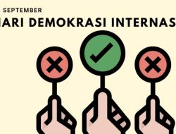 Sejarah Hari Demokrasi Internasional 15 September