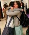 Hug my cousin