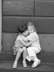 Hug my bff