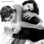 Hug my fiancé
