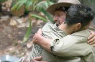 hug my son