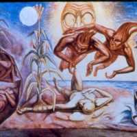 POPOL VUH (OTRA VERSIÓN) MITO DE LA CREACIÓN (RESUMIDO)
