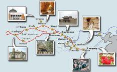 Southern Silk Road China