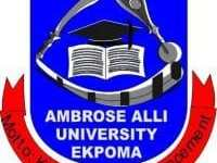 Photo of Ambrose Alli University Acceptance Fee 2020/2021