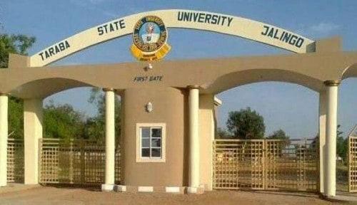 taraba state university post utme