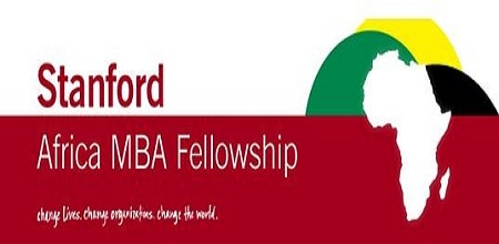 Stanford University MBA Fellowship for Africans