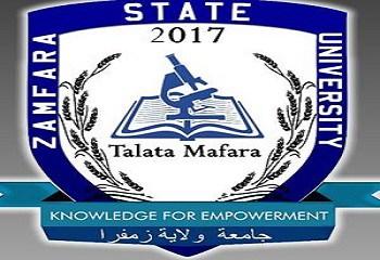 Zamfara State University logo