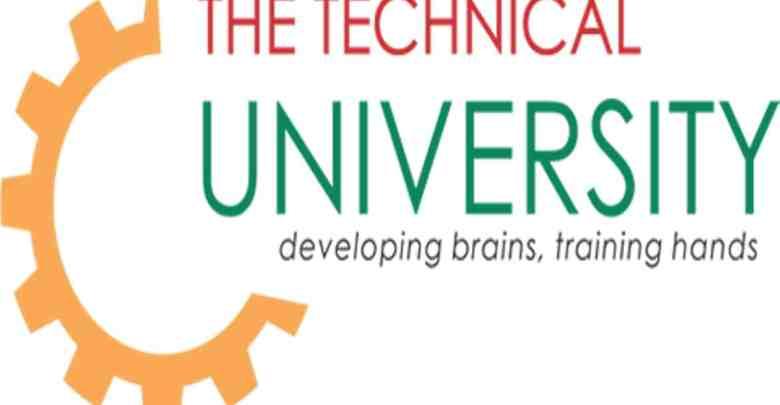 technical university ibadan logo