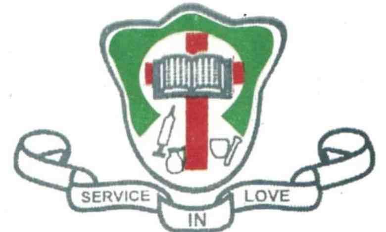 NKST School of Nursing Mkar logo