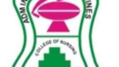Photo of Kastina State School of Nursing Form 2020/2021