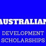 Australian Development Scholarships – Masters Degree for International Students