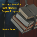 Erasmus Mundus Masters Degrees
