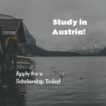 Austrian Scholarship Opportunities