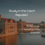 Scholarships of the Government of the Czech Republic