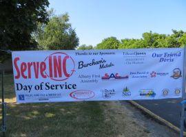 2014 Serve INC Sponsor Banner