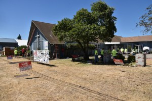 ServeINC Project at Jefferson Evangelical Church
