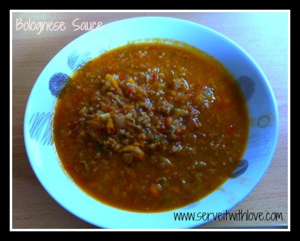 Easy Bolognese Sauce Recipe, Best Serve It with Love | Traditional