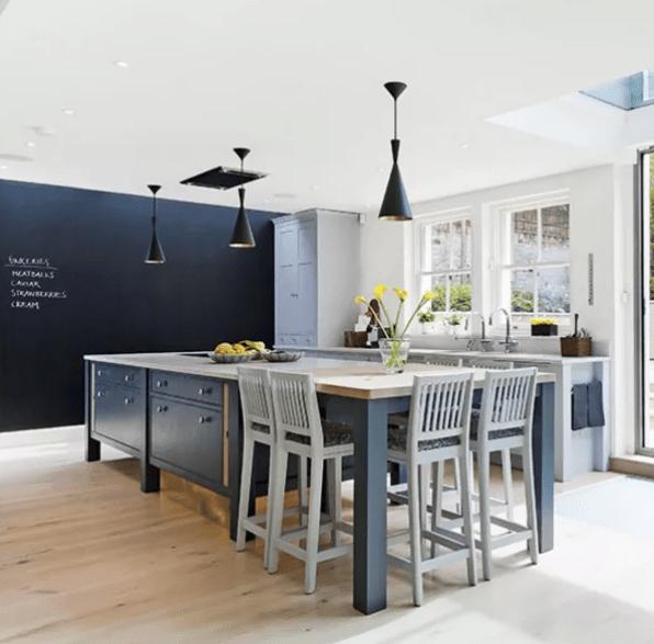 Open Kitchen Design Plans Image