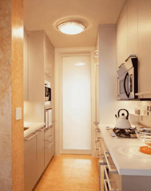 small galley kitchen designs by hgtv.com