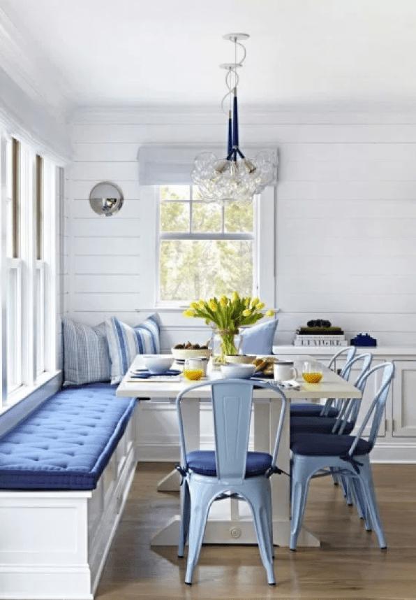 Cozy Breakfast Nook Ideas by pinterest