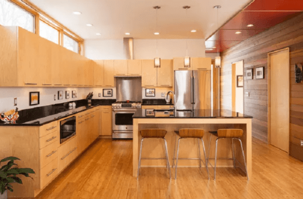 Kitchen Designs L Shaped With Island