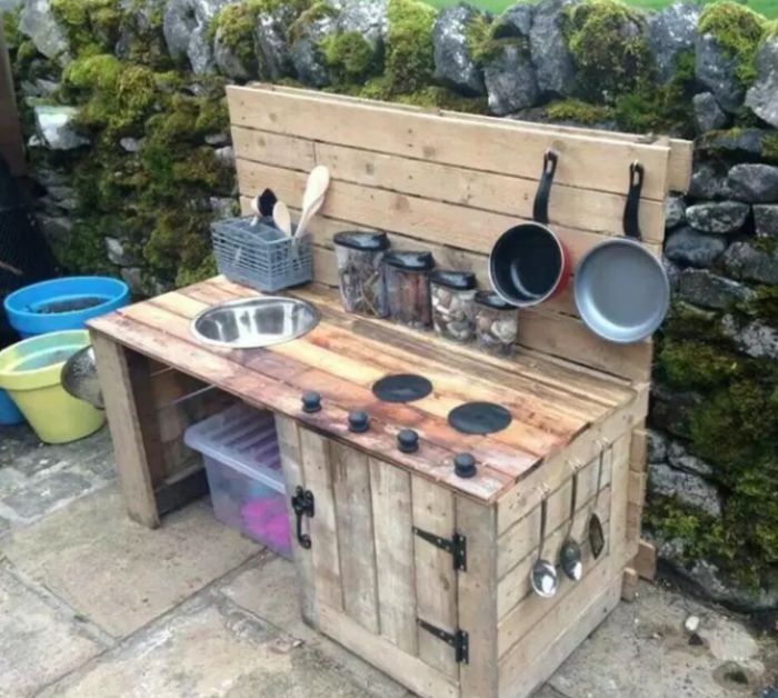 Outdoor Kitchen Ideas for Small Spaces by wahoohiker.com