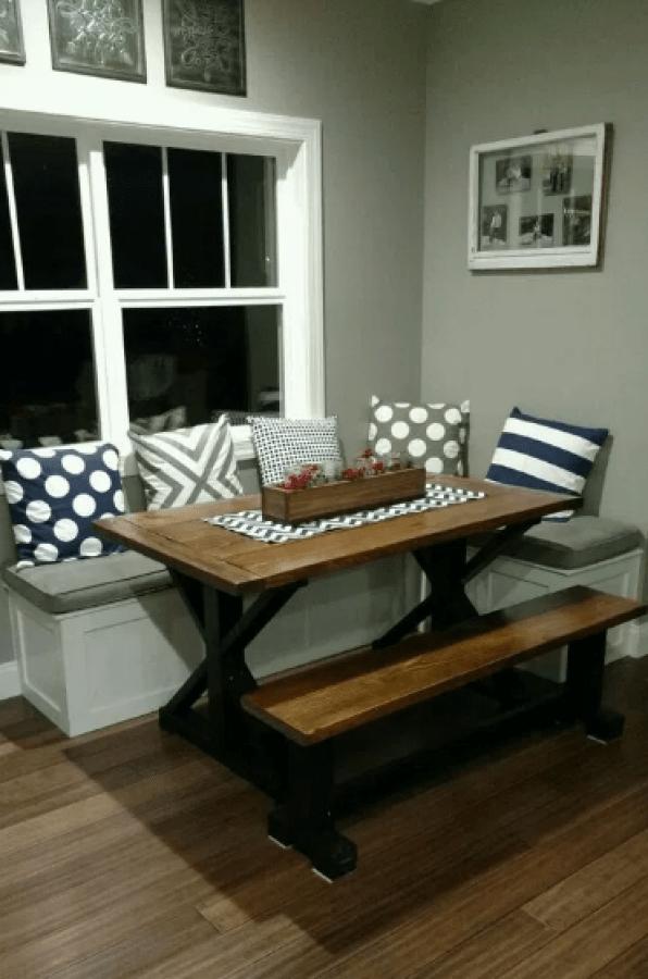 Breakfast Nook Seating Ideas by pinterest