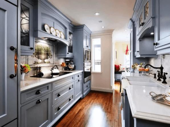 galley kitchen ideas by hgtv.com