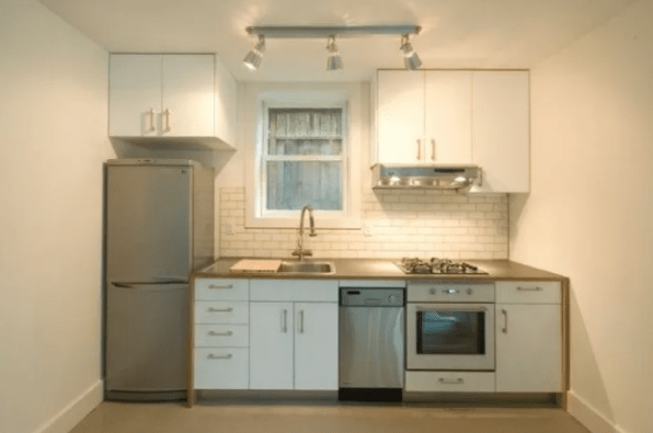 Simple Kitchen Design for Middle-Class Family