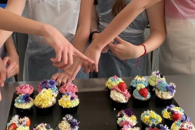 MasterClass by Joséphine - pastry class for children
