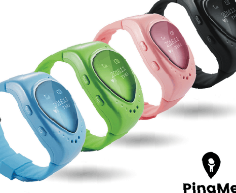 picture of pingme gps kids watch