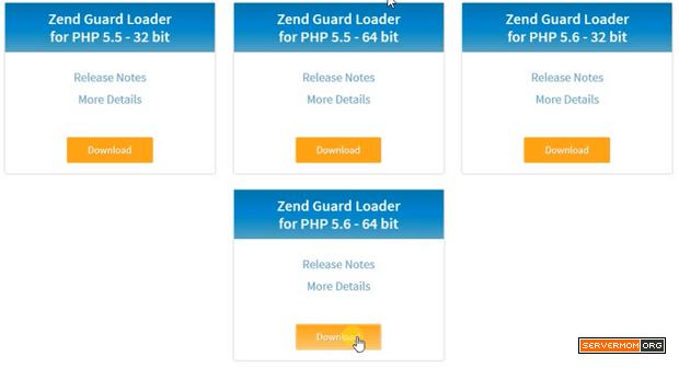 download zendguard ubuntu php56