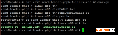 extract zend guard loader package
