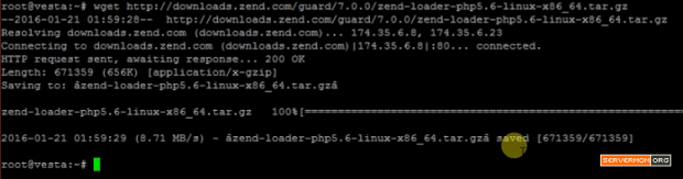 wget zendguard ubuntu php56