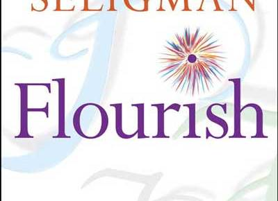 flourish book cover martin seligman color new understanding of happiness and well being
