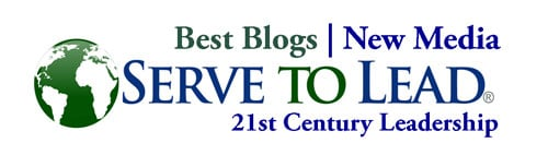 serve to lead logo best blogs at www.servetolead.org