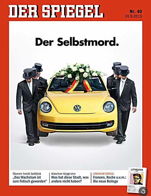 Volkswagen Suicide Emissions Scandal Der Spiegel at www.servetolead.org