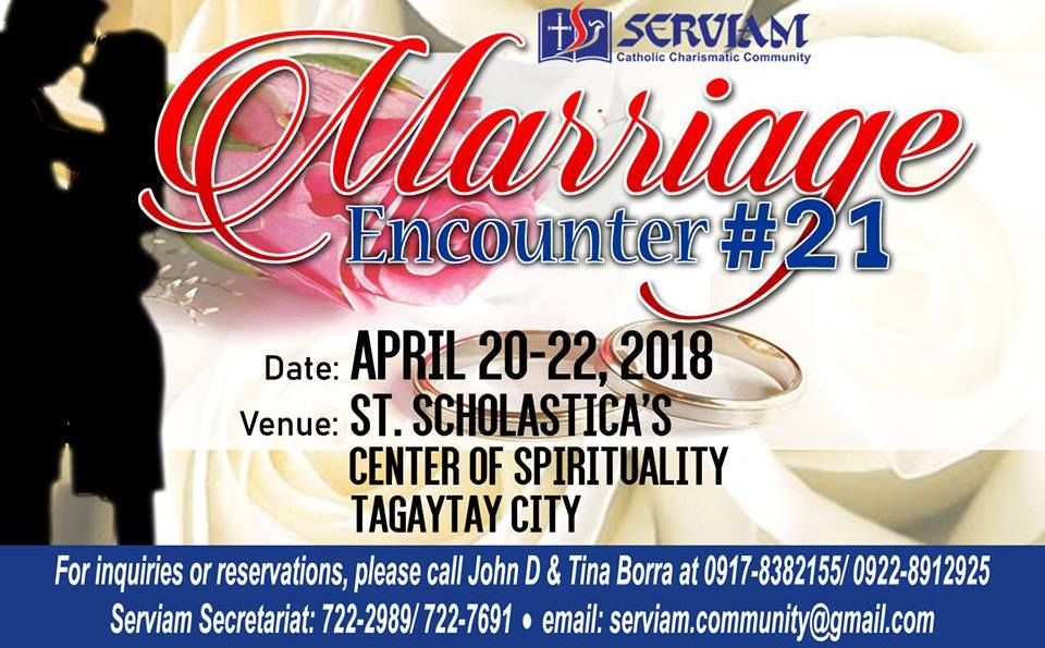 Marriage Encounter 21
