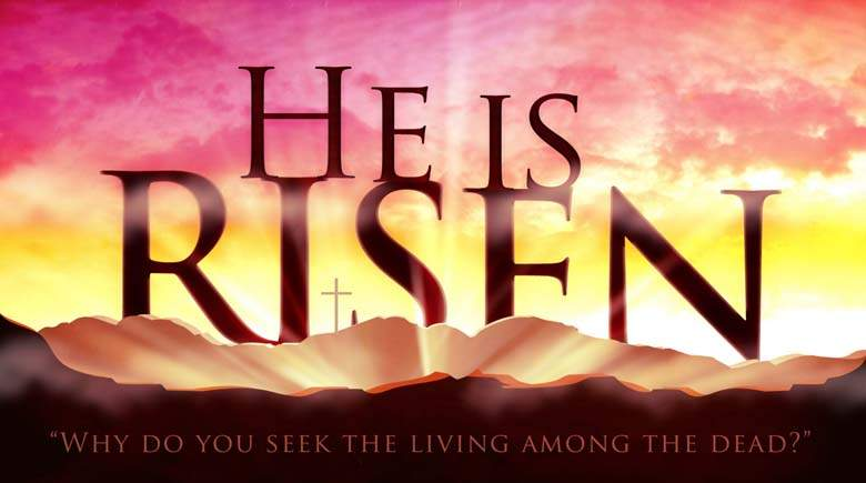 April Reflection: He is Risen!