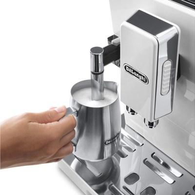 Susu Frother pada Mesin Kopi Otomatis