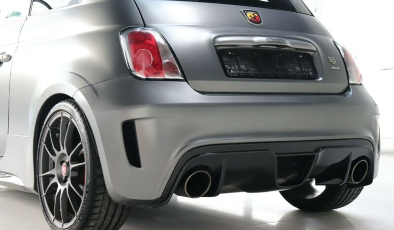 Abarth 695 Biposto IMPORT ABARTH ALLEMAGNE complet