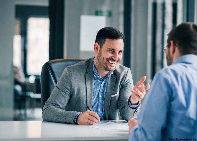 Beitragsbild Kundenmanagement im Unternehmen