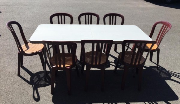table rectangulaire_à louer_table_chaise_vendée