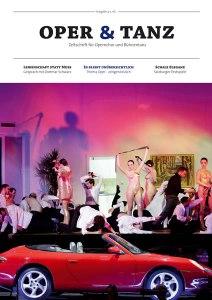 Titelseite Oper&Tanz 2016/04-05