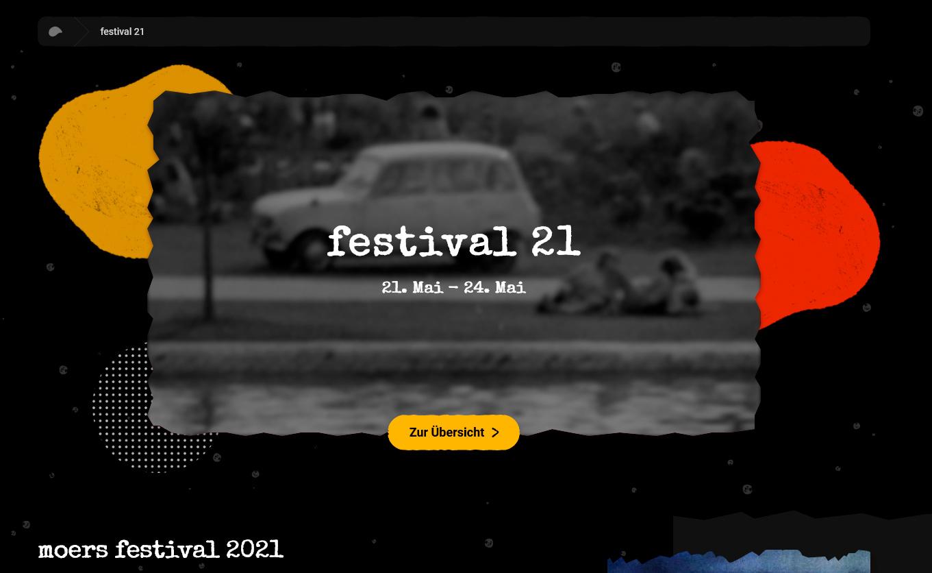 Moers Festival 21